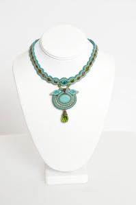 Dori Csengeri necklace at Diva